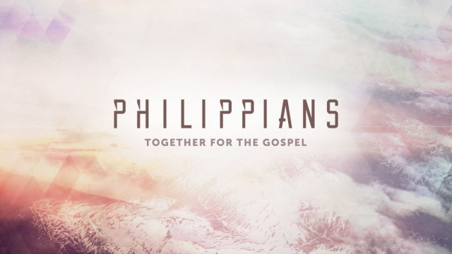 Introduction to Philippians Part 2: Together For the Gospel