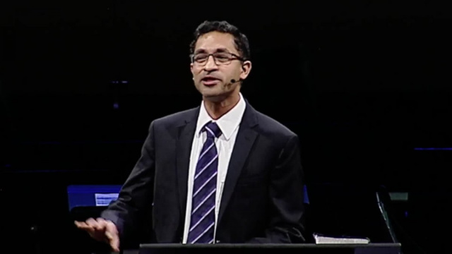 Dec 15, 2019 – Ashwin Ramani – Revealing Jesus Part 3: Man of Sorrows