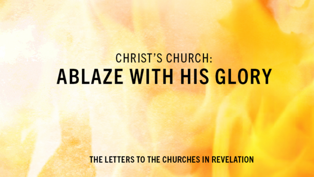 Ablaze With Holiness